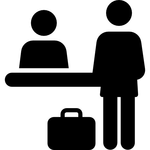 Hotel with Travel Desk