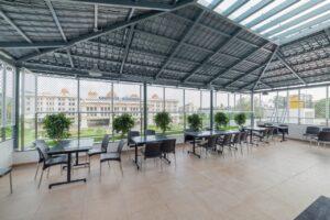 Roof Top Restaurent